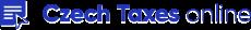 Logo Czech Taxes Online